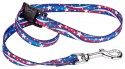 Star Spangled Choker Style Grooming Loop - Secondary View