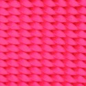1 Inch Hot Pink Heavy Nylon Webbing - Swatch