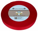 1 Inch Red Heavy Nylon Webbing