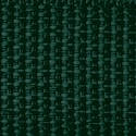 1 Inch Green Polypro Webbing - Closeup View