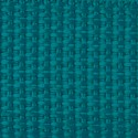 1 Inch Turquoise Polypro Webbing - Closeup View