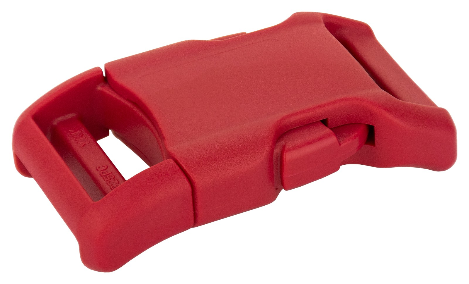 buy 1 inch red ykk contoured side release plastic buckle