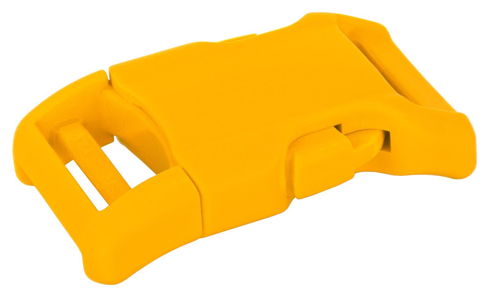 Buy 1 Inch Yellow Ykk Contoured Side Release Plastic