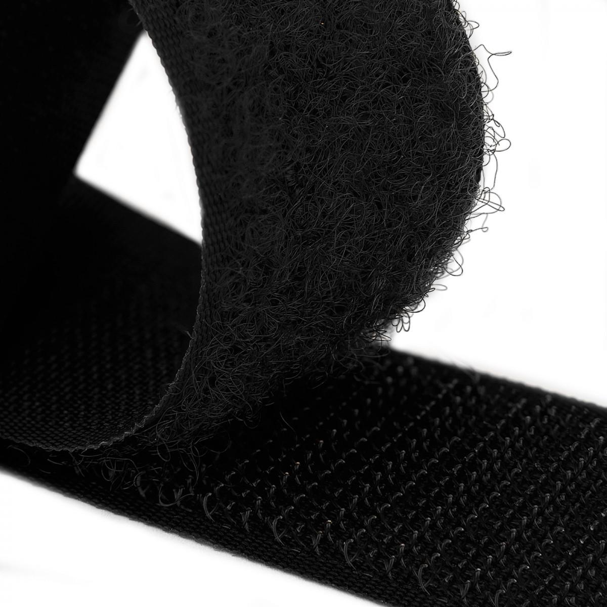 Country Brook DesignRed Sew On Hook And Loop 2 inch, 50 yards