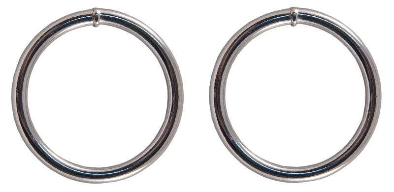 Buy 1 1/2 Inch Welded Heavy O-Rings Online