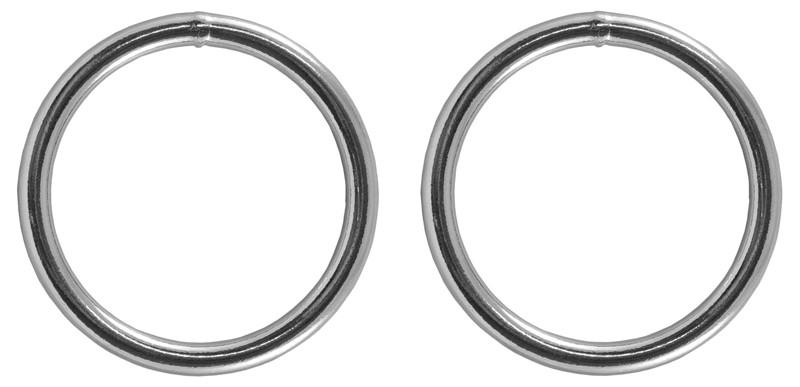 Buy 2 Inch Welded Heavy Duty O-Rings Online