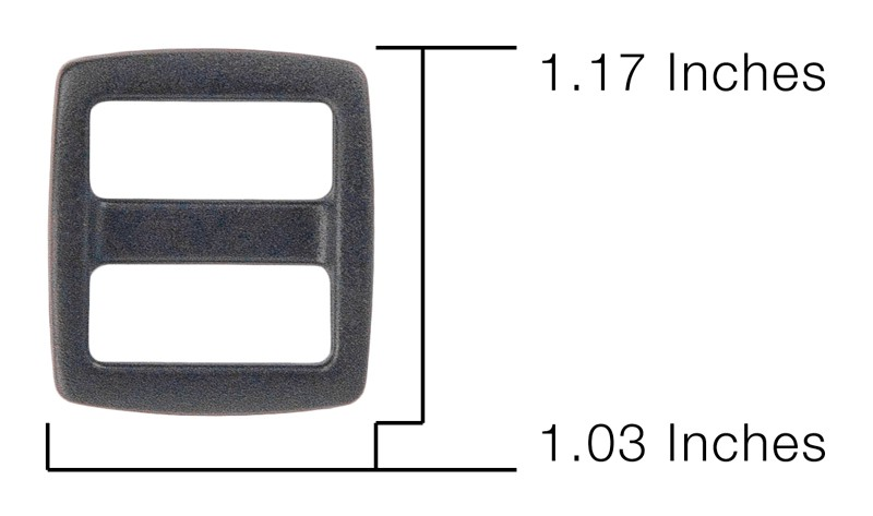 50-3//4 Inch Wide Mouth Heavyduty Triglide Slides