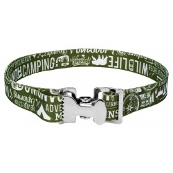 Alligator Clip Polyester Tie Down Straps - Outdoor Life - 4 Feet