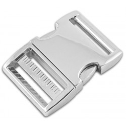 1 1/2 Inch Aluminum Side Release Buckles