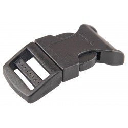 1 Inch Economy Contoured Side Release Plastic Buckles