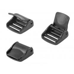 3/4 Inch YKK Cam Lock Lever Plastic Buckles
