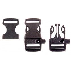 3/4 Inch Whistle Side Release Buckle Closeout