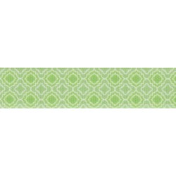 7/8 Inch Minty Chic Grosgrain Ribbon Closeout