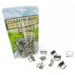1 Inch Wristlet Key Chain Fob Hardware