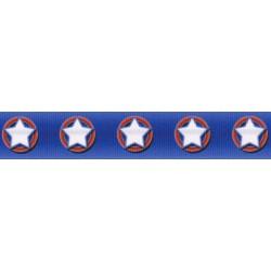 American Stars Grosgrain Ribbon