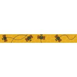 Busy Bee Grosgrain Ribbon