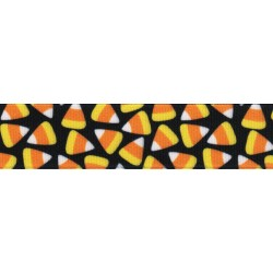 Candy Corn Grosgrain Ribbon