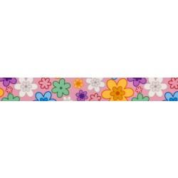 May Flowers Grosgrain Ribbon