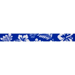 Royal Blue Hawaiian Grosgrain Ribbon