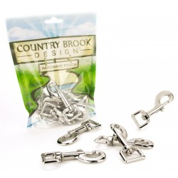 3/4 Inch Heavy Swivel Snap Hooks