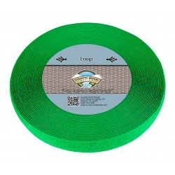 Hot Green Sew On Loop Only (1 inch)