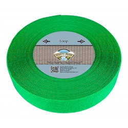 Hot Green Sew On Loop Only (2 inch)