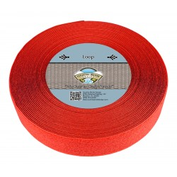 Hot Orange Sew On Loop Only (2 inch)