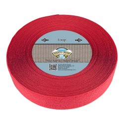 Red Sew On Loop Only (2 inch)