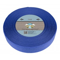 Royal Blue Sew On Loop Only (2 inch)