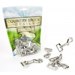 1 Inch Lightweight Swivel Snap Hooks