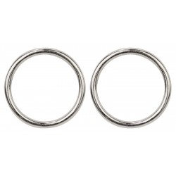 1 1/2 Inch Die Cast Lite O-Rings Closeout