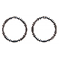 1 1/2 Inch Welded Heavy O-Rings