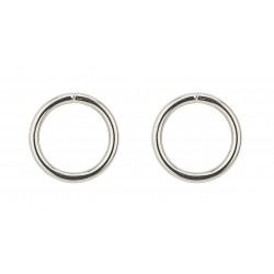 1/2 Inch Welded O-Rings Closeout