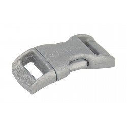 3/8 Inch Premier Contoured Safety Plastic Buckle Closeout