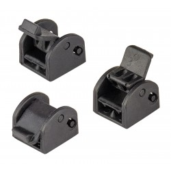 3/8 Inch Quick Release Cam Lock Lever Plastic Buckles Closeout