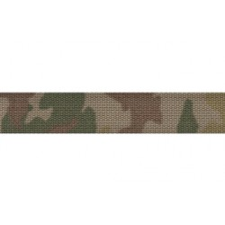 1 Inch Hunter Camo Berry Compliant Polyester Webbing Closeout