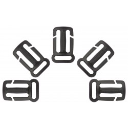 1 Inch Quik Attach Sternum Strap Adjuster Triglide Slide