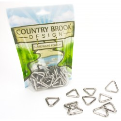 1 Inch Welded Triangle Rings