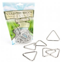 2 Inch Welded Triangle Rings