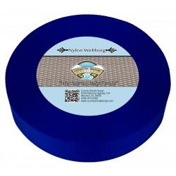 2 Inch Royal Blue Heavy Nylon Webbing