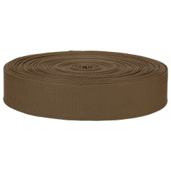 1 Inch Coyote Tan Nylon Binding Closeout