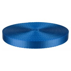 1/2 Inch Royal Blue Heavy Plus Nylon Webbing Closeout