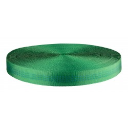 1 Inch Emerald Green Military Spec Tubular Nylon Webbing Closeout