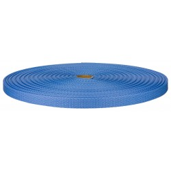 1/2 Inch Ice Blue Polypro Webbing, Closeout