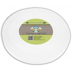 1 Inch Pure White Polypro Webbing