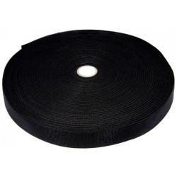 Country Brook Design® 1 Inch Black Polypropylene Binding