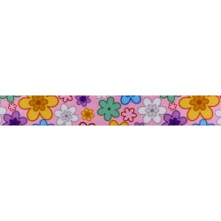 Country Brook Design® 5//8 Inch Star Spangled Polyester Webbing 5 Yards