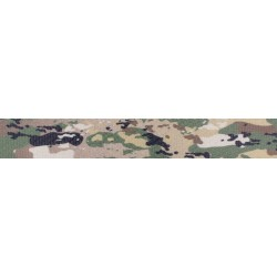 Country Brook Design® 1 Inch Southern Forest Camo Polyester Webbing 5 Yards
