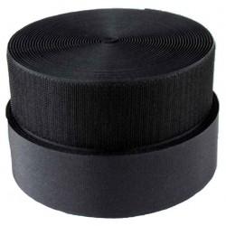 1 Inch Black Sew on Hook and Loop Velcro® Brand