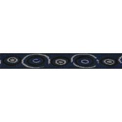 1 Inch Sprockets Nylon Jacquard Webbing Closeout